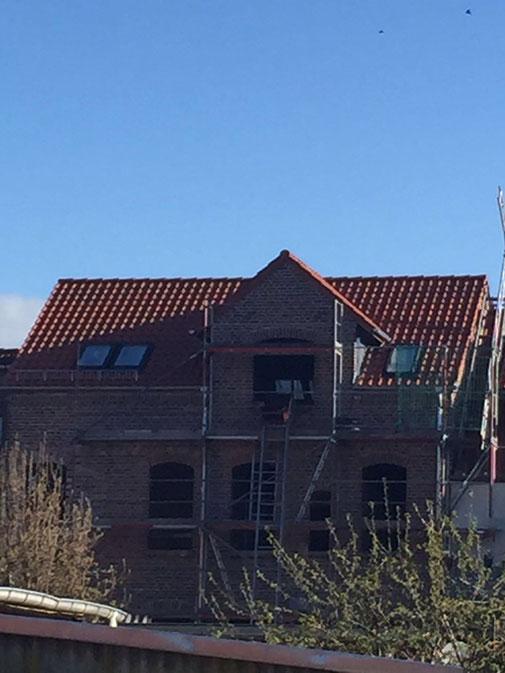 Hotel Bauphase 2 - ma maison Dömitz
