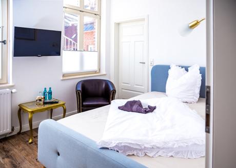 Einzelzimmer La Campagne im Hotel ma maison Dömitz