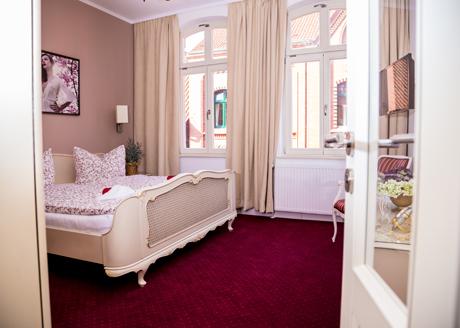 Doppelzimmer La Royale im ma maison Hotel in Dömitz